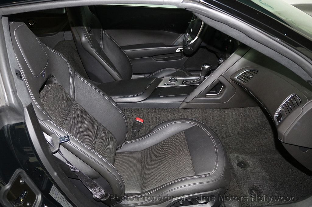 2016 Chevrolet Corvette 2dr Stingray Coupe w/3LT - 17842753 - 11