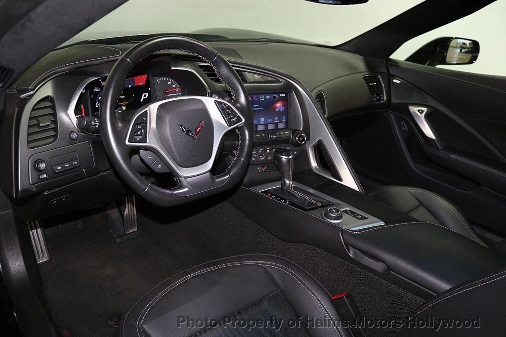2016 Chevrolet Corvette 2dr Stingray Coupe w/3LT - 17842753 - 13
