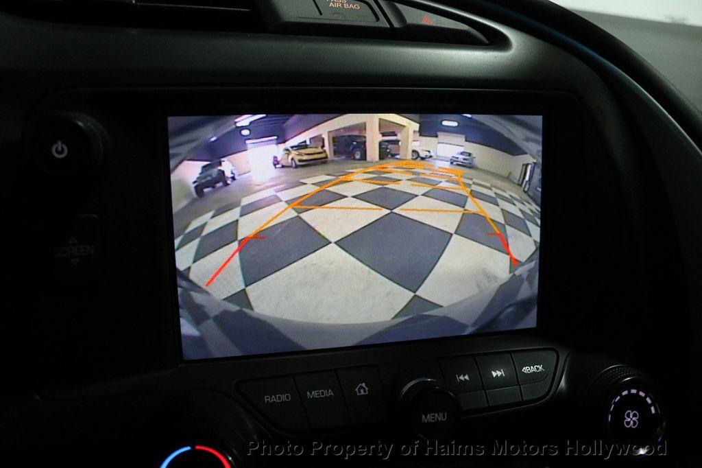 2016 Chevrolet Corvette 2dr Stingray Coupe w/3LT - 17842753 - 31