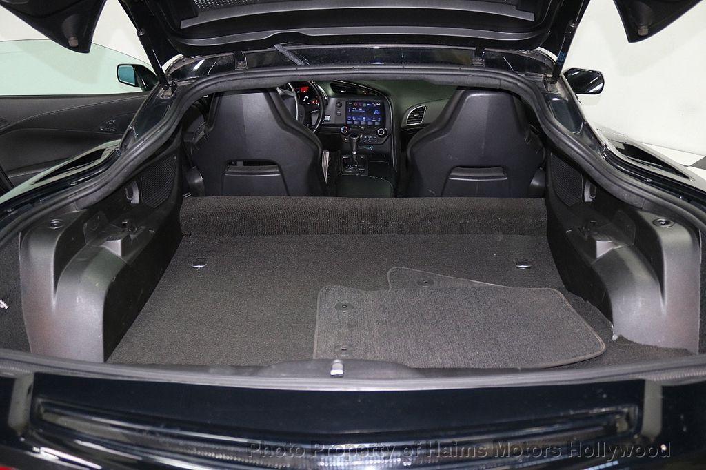 2016 Chevrolet Corvette 2dr Stingray Coupe w/3LT - 17842753 - 8