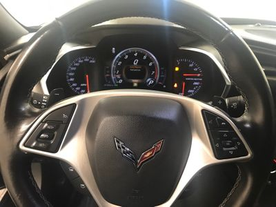 2016 Chevrolet Corvette 2dr Stingray Z51 Coupe w/3LT - Click to see full-size photo viewer