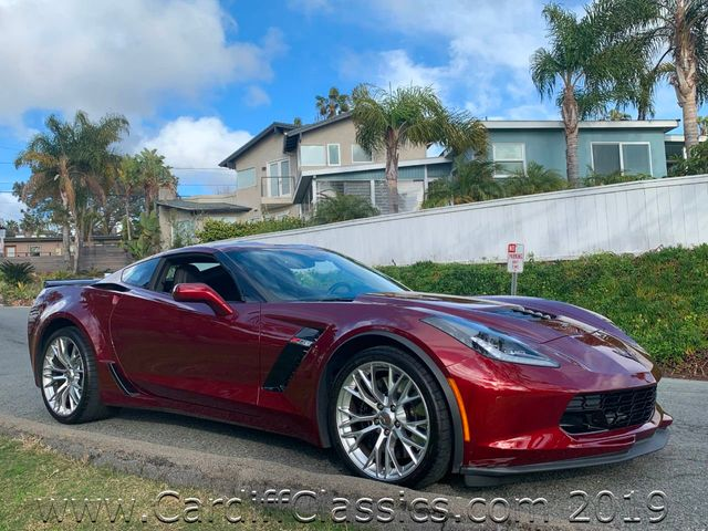 2016 Chevrolet Corvette 2dr Z06 Coupe w/1LZ - Click to see full-size photo viewer