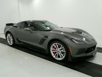 2016 Chevrolet Corvette 2dr Z06 Coupe w/3LZ - Click to see full-size photo viewer