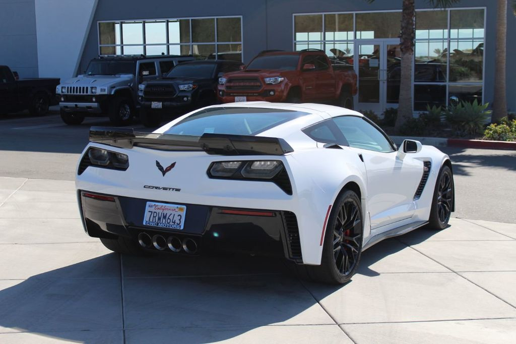 2016 Chevrolet Corvette 2dr Z06 Coupe w/3LZ - 18555217 - 6