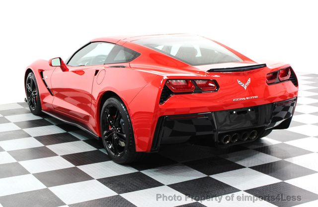 2016 Chevrolet Corvette CERTIFIED CORVETTE 1LT COUPE 7 SPEED MANUAL - 16225200 - 12