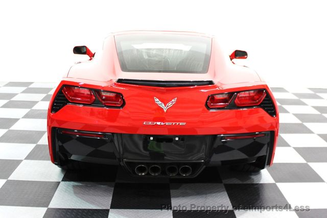 2016 Chevrolet Corvette CERTIFIED CORVETTE 1LT COUPE 7 SPEED MANUAL - 16225200 - 15