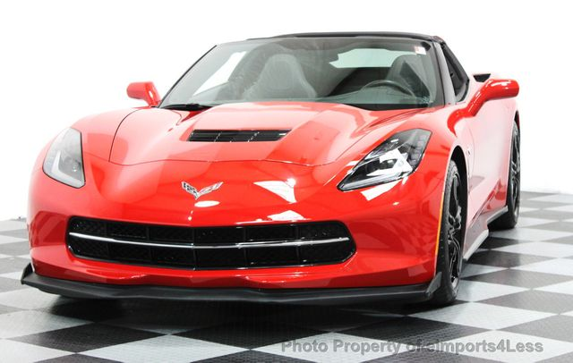 2016 Chevrolet Corvette CERTIFIED CORVETTE 1LT COUPE 7 SPEED MANUAL - 16225200 - 19