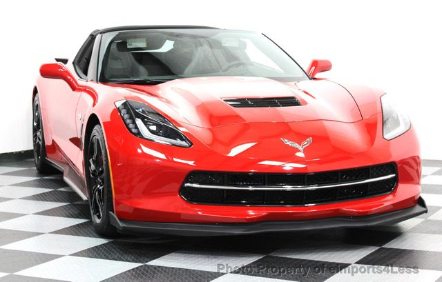 2016 Chevrolet Corvette CERTIFIED CORVETTE 1LT COUPE 7 SPEED MANUAL - 16225200 - 20