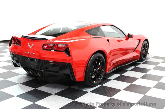 2016 Chevrolet Corvette CERTIFIED CORVETTE 1LT COUPE 7 SPEED MANUAL - 16225200 - 3
