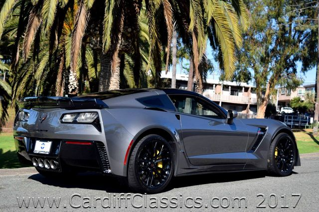 2016 Chevrolet Corvette Z06 Coupe 3LZ 8 Speed Auto - Click to see full-size photo viewer