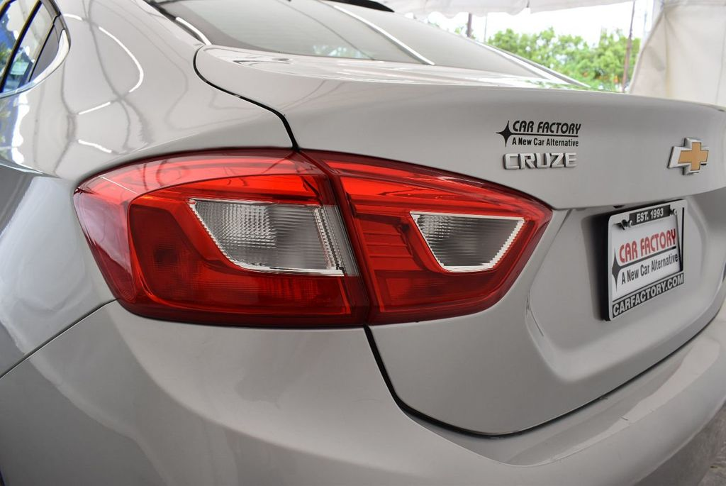 2016 Chevrolet CRUZE 4dr Sedan Automatic LT - 17679420 - 6