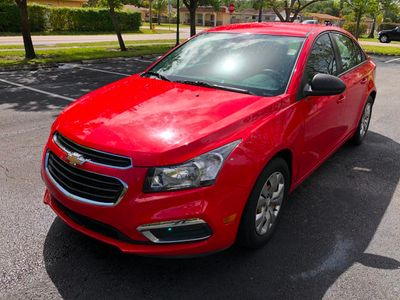 2016 Chevrolet Cruze Limited 4dr Sedan Automatic LS