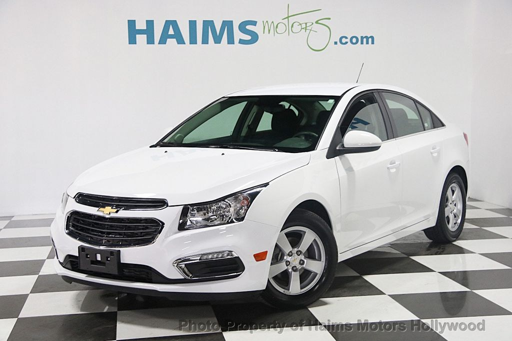 2016 used chevrolet cruze limited 4dr sedan automatic lt w. Black Bedroom Furniture Sets. Home Design Ideas
