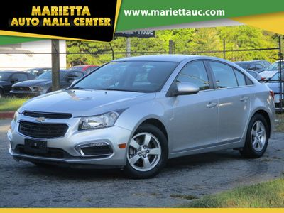 2016 Chevrolet Cruze Limited 4dr Sedan Automatic LT w/1LT