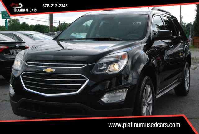 Platinum Used Cars >> 2016 Used Chevrolet Equinox Fwd 4dr Lt At Platinum Used Cars Serving