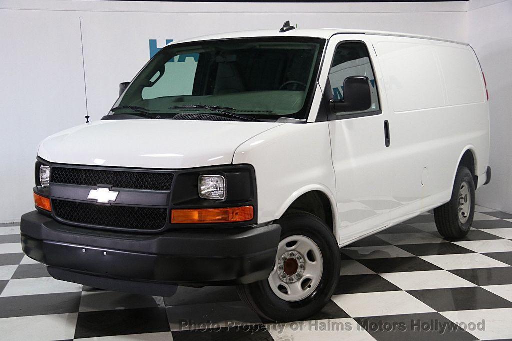 2016 Chevrolet Express Cargo Van Rwd 2500 135 15965717 0