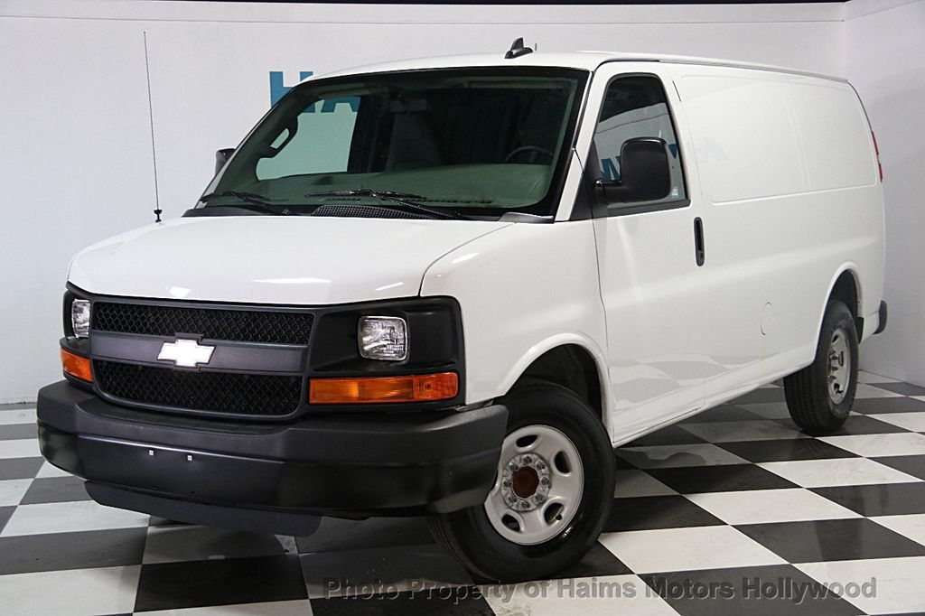 "Chevrolet Express Van >> 2016 Used Chevrolet Express Cargo Van RWD 2500 135"" at"
