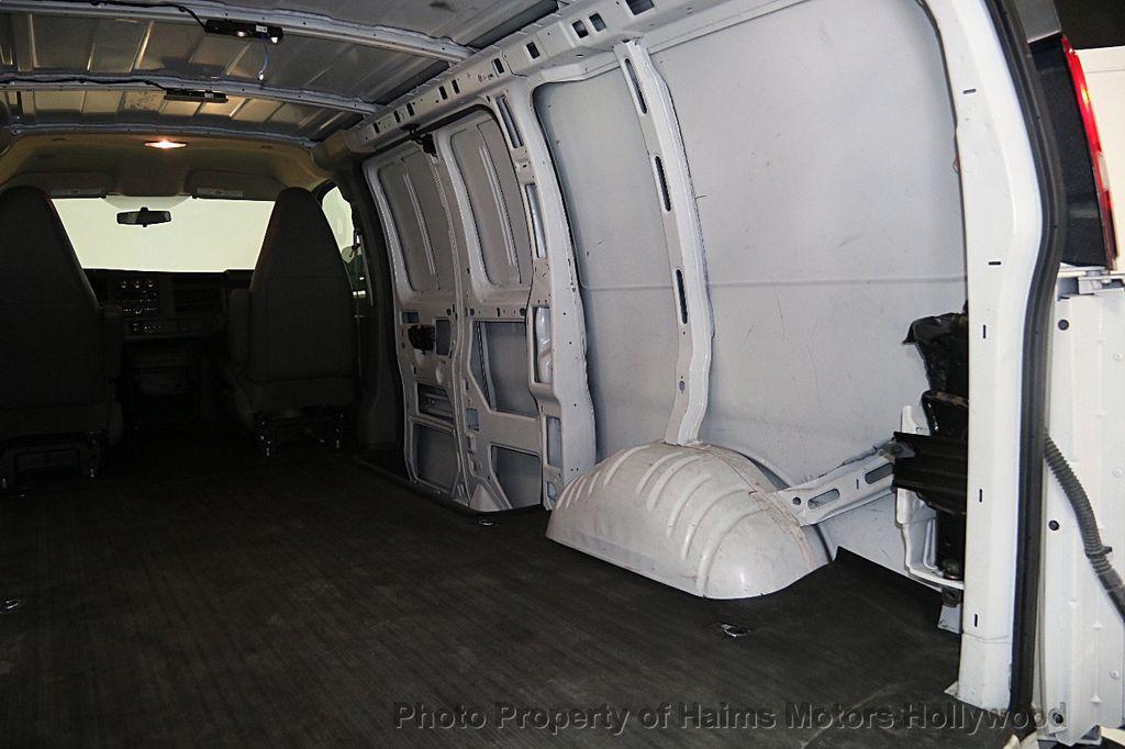 2016 used chevrolet express cargo van rwd 2500 135 at haims motors ft lauderdale serving. Black Bedroom Furniture Sets. Home Design Ideas
