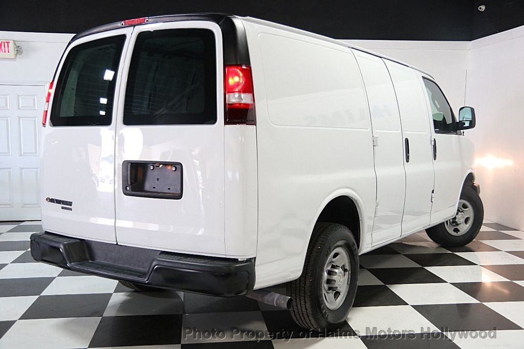 """Chevy Dealer Miami >> 2016 Used Chevrolet Express Cargo Van RWD 2500 135"""" at ..."""