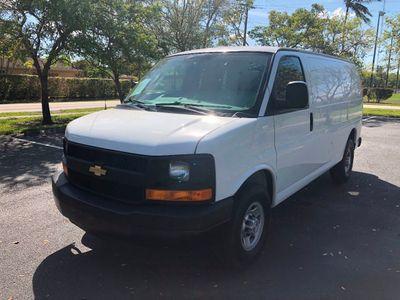 """2016 Chevrolet Express Cargo Van RWD 2500 135"""""""