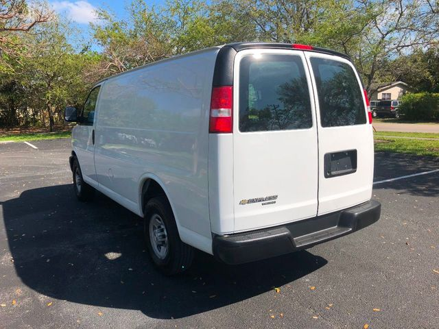 "2016 Chevrolet Express Cargo Van RWD 2500 135"" - Click to see full-size photo viewer"