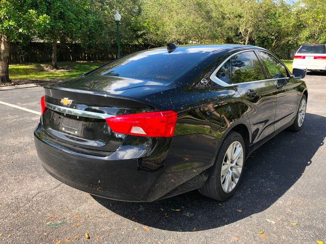 2016 Chevrolet Impala 4dr Sedan LS w/1LS - Click to see full-size photo viewer