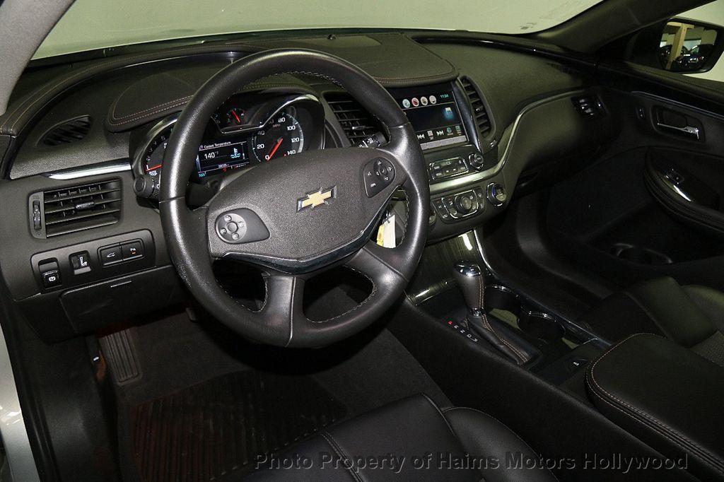 2016 used chevrolet impala 4dr sedan lt w 1lt at haims motors ft lauderdale serving lauderdale. Black Bedroom Furniture Sets. Home Design Ideas