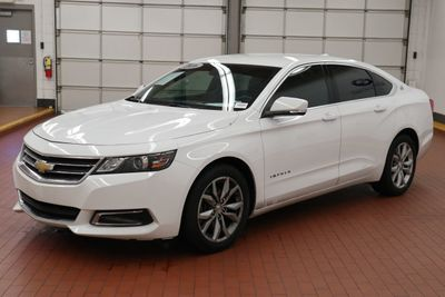 2016 Chevrolet Impala 4dr Sedan LT w/2LT - Click to see full-size photo viewer