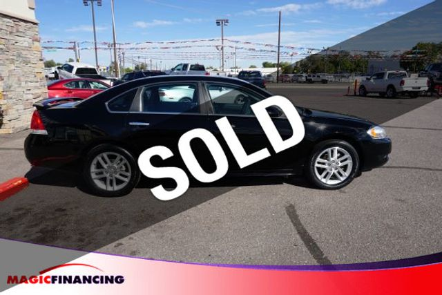 Fabulous 2016 Used Chevrolet Impala 4Dr Sedan Ltz W 1Lz At Magic Financing Serving Denver Co Iid 19373236 Gmtry Best Dining Table And Chair Ideas Images Gmtryco