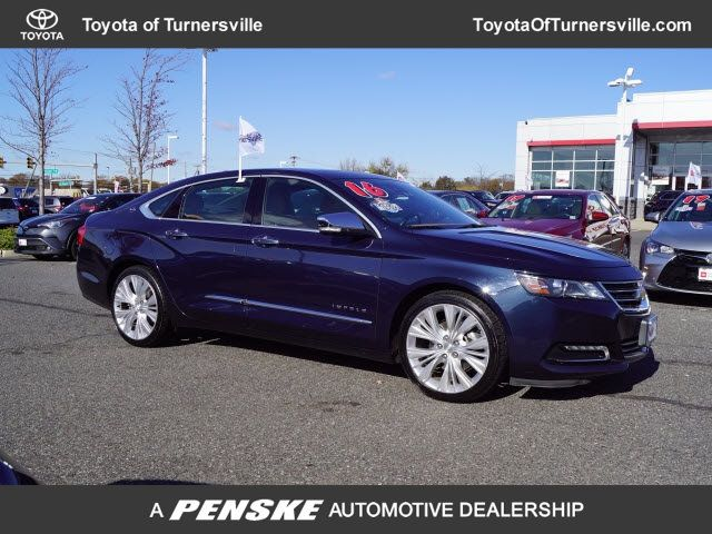 2016 Chevrolet Impala 2lz >> 2016 Used Chevrolet Impala 4dr Sedan Ltz W 2lz At Penske