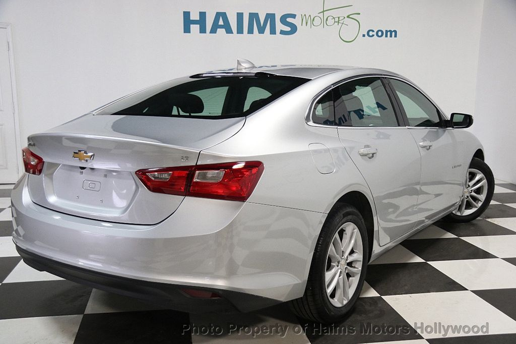 2016 used chevrolet malibu 4dr sedan lt w 1lt at haims motors hollywood serving fort lauderdale. Black Bedroom Furniture Sets. Home Design Ideas