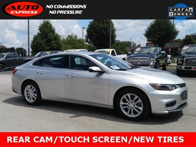 Used Chevrolet Malibu at Auto Express Lafayette, IN