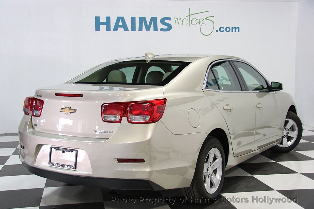 2016 used chevrolet malibu limited 4dr sedan lt at haims motors hollywood serving fort. Black Bedroom Furniture Sets. Home Design Ideas