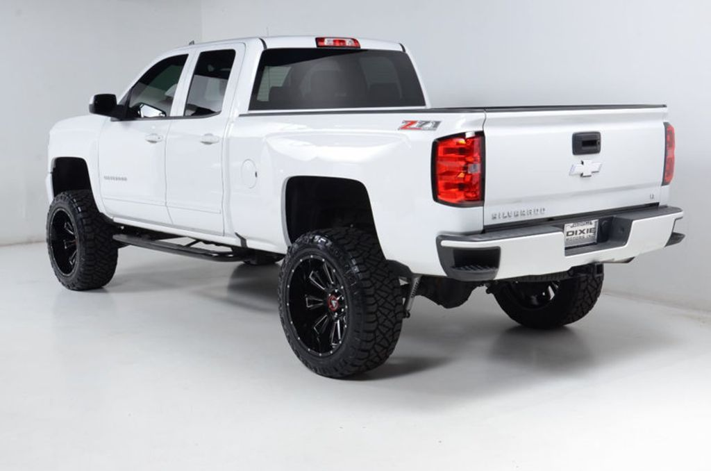 2016 Chevrolet Silverado 1500 1500 4X4 LT-6 INCH LIFT-22 INCH WHEELS-35 INCH TIRES-ALL WHITE! - 16856600 - 9