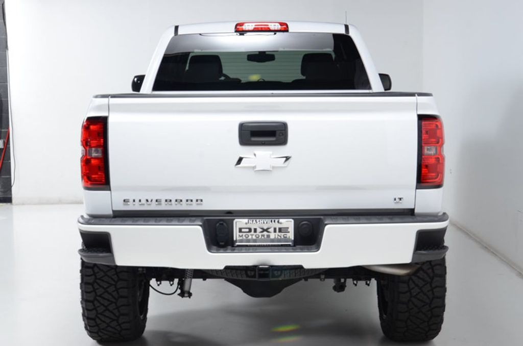 2016 Chevrolet Silverado 1500 1500 4X4 LT-6 INCH LIFT-22 INCH WHEELS-35 INCH TIRES-ALL WHITE! - 16856600 - 10