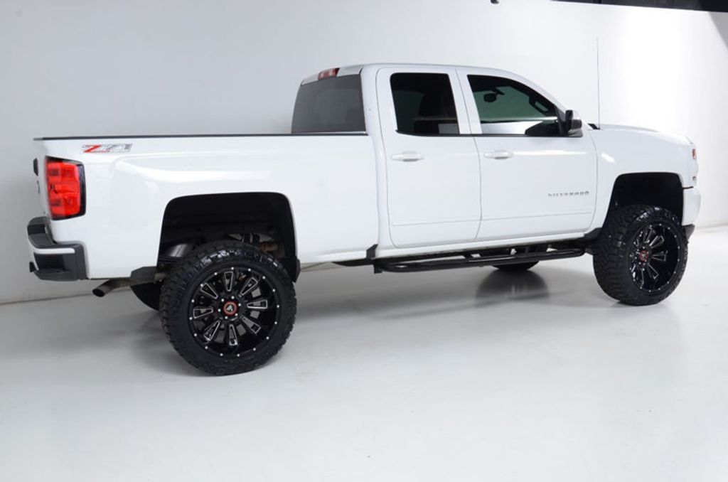 2016 Chevrolet Silverado 1500 1500 4X4 LT-6 INCH LIFT-22 INCH WHEELS-35 INCH TIRES-ALL WHITE! - 16856600 - 4