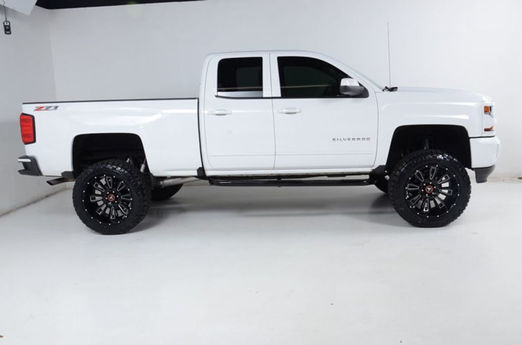 2016 Chevrolet Silverado 1500 1500 4X4 LT-6 INCH LIFT-22 INCH WHEELS-35 INCH TIRES-ALL WHITE! - 16856600 - 5