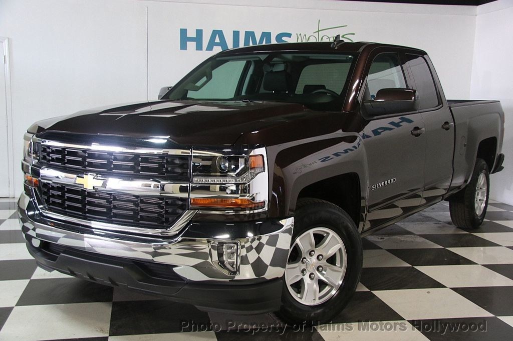 2016 used chevrolet silverado 1500 2wd double cab 143 5 lt w 1lt at haims motors serving fort. Black Bedroom Furniture Sets. Home Design Ideas
