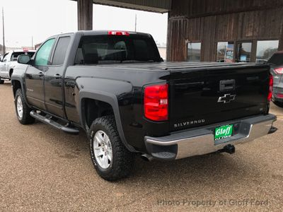 "2016 Chevrolet Silverado 1500 2WD Double Cab 143.5"" LT w/1LT - Click to see full-size photo viewer"