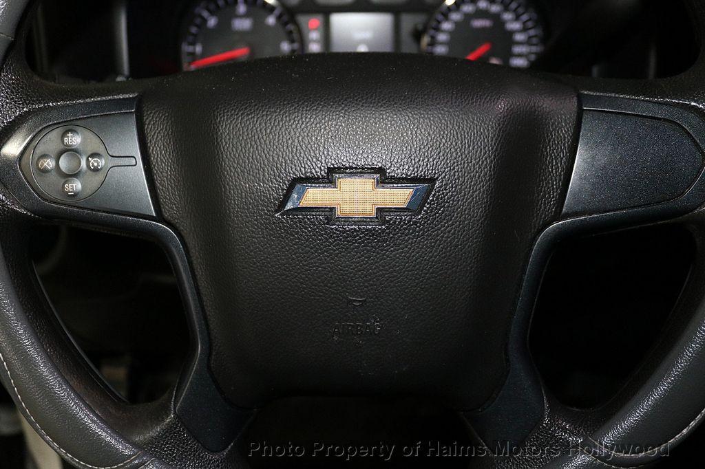 "2016 Chevrolet Silverado 1500 4WD Double Cab 143.5"" LT w/1LT - 18308039 - 23"