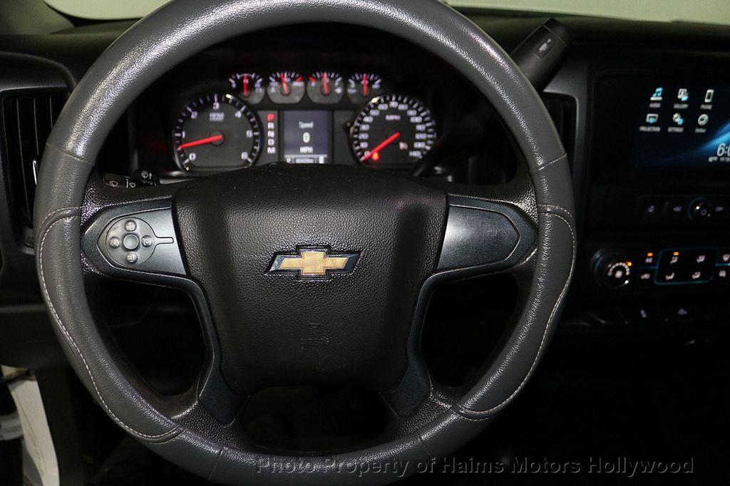 "2016 Chevrolet Silverado 1500 4WD Double Cab 143.5"" LT w/1LT - 18308039 - 24"