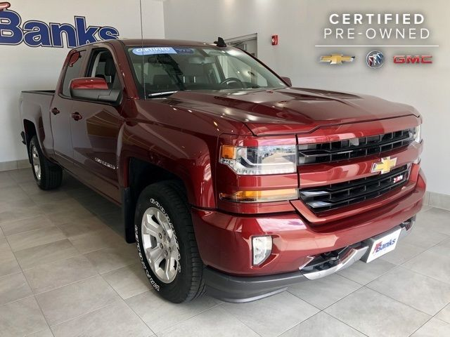 2016 Used Chevrolet Silverado 1500 4wd Double Cab Standard Box Lt Z71 At Banks Chevy Serving Manchester Nh Iid 18879714