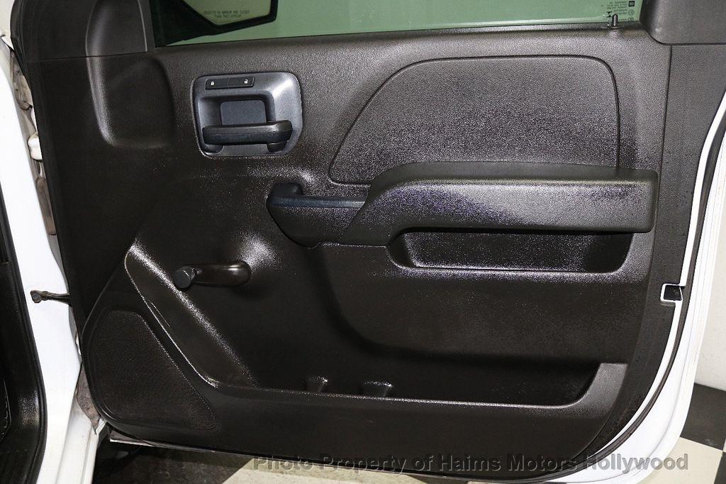 """2016 Chevrolet Silverado 1500 4WD Reg Cab 119.0"""" Work Truck - 18164219 - 10"""