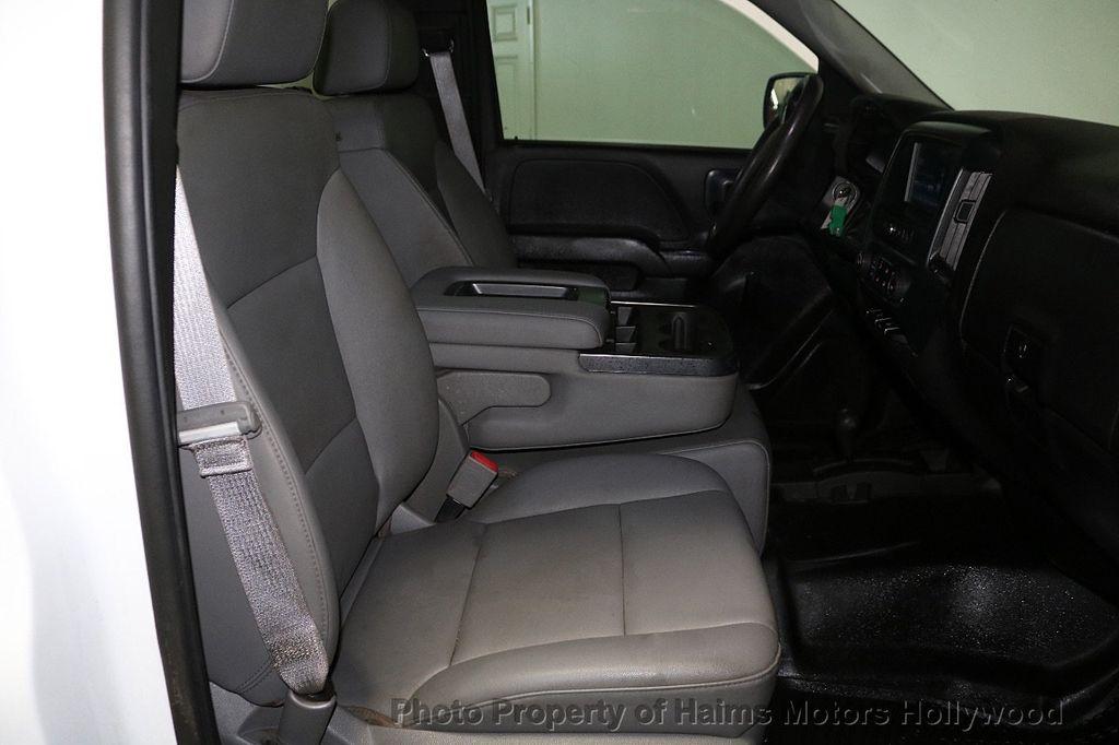 """2016 Chevrolet Silverado 1500 4WD Reg Cab 119.0"""" Work Truck - 18164219 - 11"""