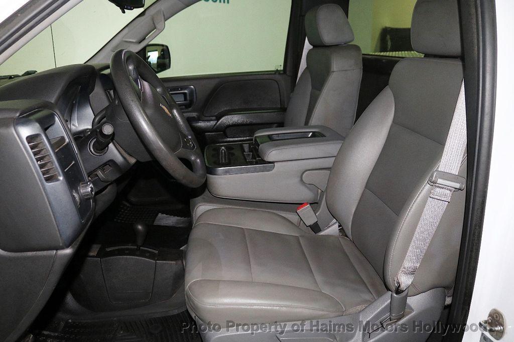 """2016 Chevrolet Silverado 1500 4WD Reg Cab 119.0"""" Work Truck - 18164219 - 12"""