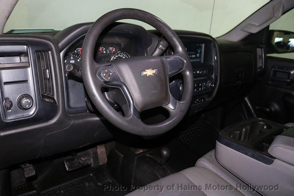 """2016 Chevrolet Silverado 1500 4WD Reg Cab 119.0"""" Work Truck - 18164219 - 13"""