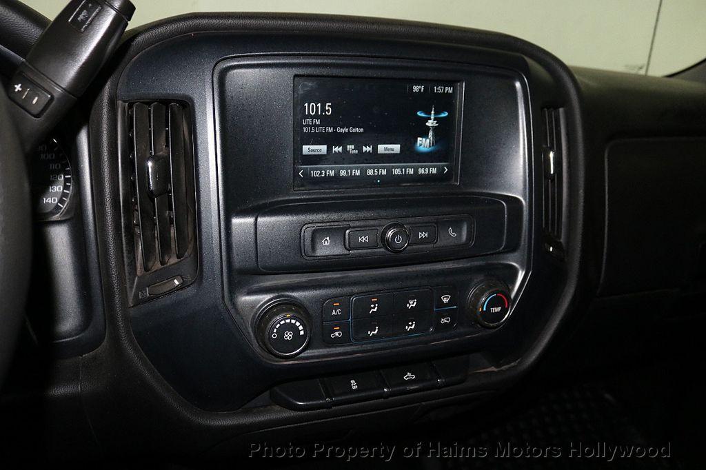 """2016 Chevrolet Silverado 1500 4WD Reg Cab 119.0"""" Work Truck - 18164219 - 14"""