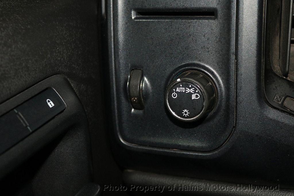 """2016 Chevrolet Silverado 1500 4WD Reg Cab 119.0"""" Work Truck - 18164219 - 17"""