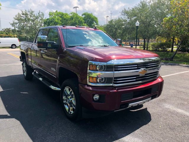 "2016 Chevrolet Silverado 2500HD 4WD Crew Cab 153.7"" High Country - Click to see full-size photo viewer"