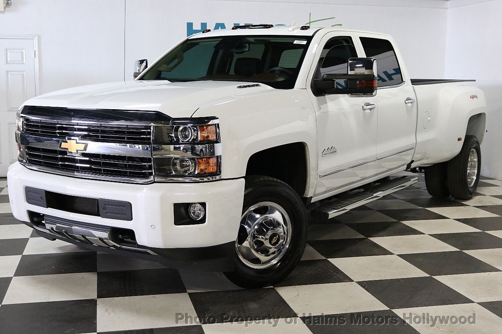 2016 Chevrolet Silverado 3500HD HIGH COUNTRY - 18534911 - 1